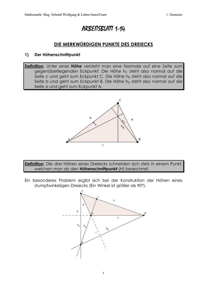 Erfreut Linien Winkel Und Dreiecke Arbeitsblatt Antworten ...