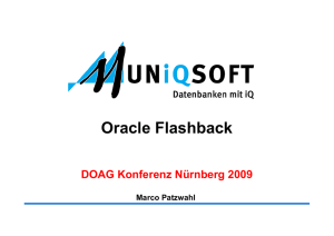 FLASHBACK - Muniqsoft