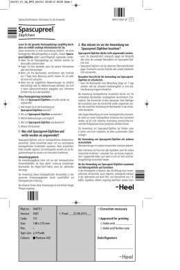 allergische reaktion paracetamol