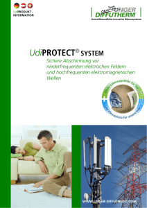 UdiPROTECT - Unger Diffutherm