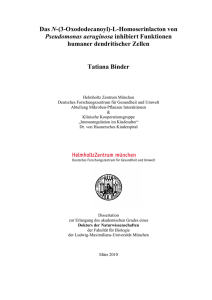 Full text - PuSH - Publikationsserver des Helmholtz Zentrums