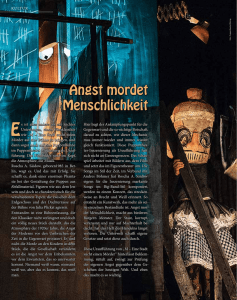 Rezension - Puppentheater Magdeburg