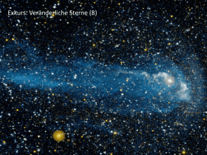 Entfernungsmessung Mit Cepheiden : Cepheiden meilensteine im universum