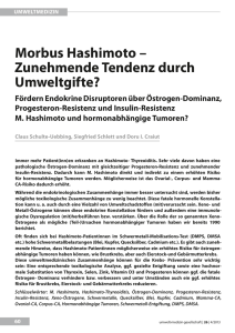 morbus Hashimoto - Prof. Dr. med. Claus Schulte