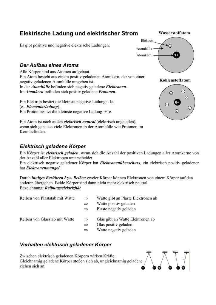 Berühmt Neutral In Elektrizität Bilder - Elektrische Schaltplan ...