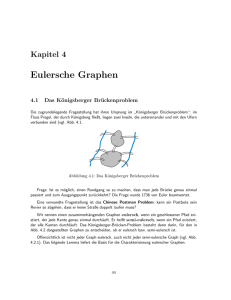 Eulersche Graphen
