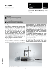Biochemie - LD Didactic