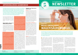NEWSLETTER - Supplementa