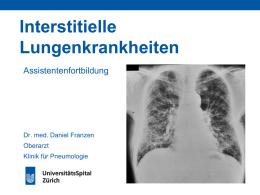 behandlung organisierende pneumonie