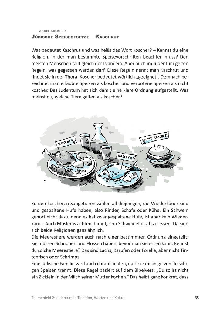 Jüdische Speisegebote