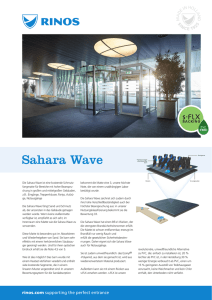 v Sahara Wave leaflet Deutsch ()