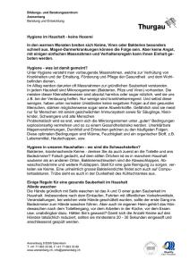 Nr. 1/2 12. Januar 2017 - Verband Thurgauer Landwirtschaft