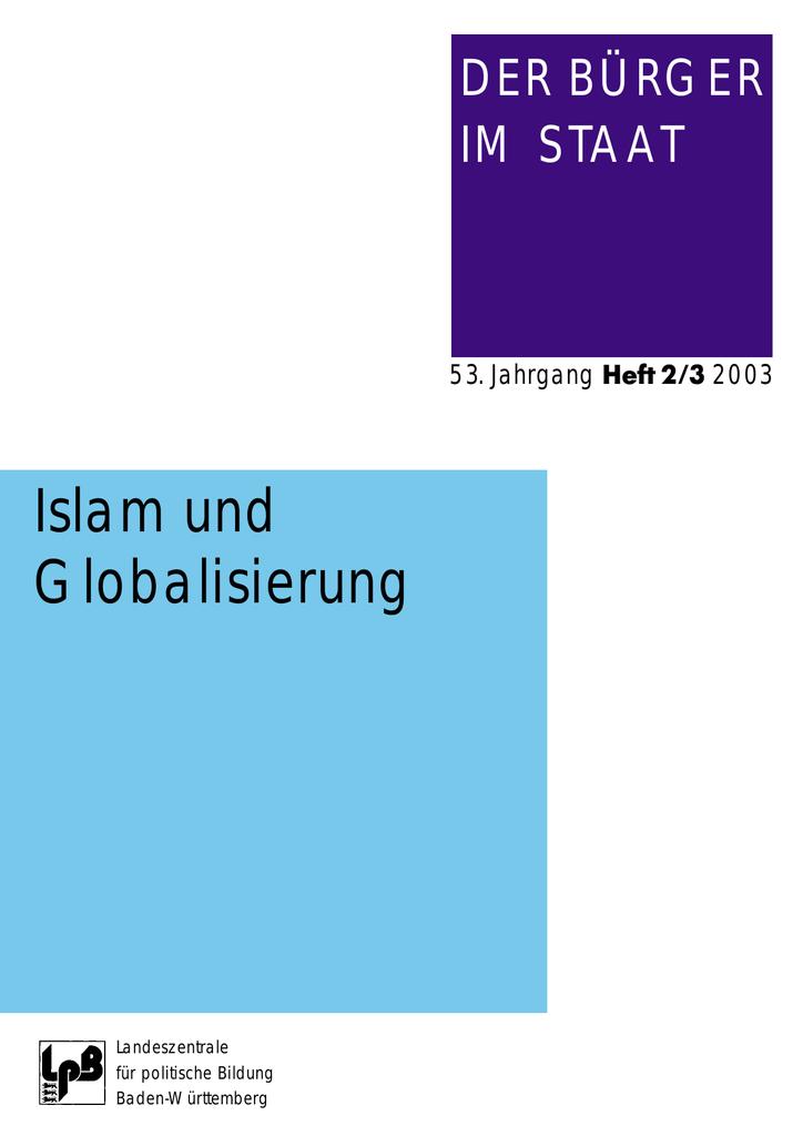 Islam und Globalisierung