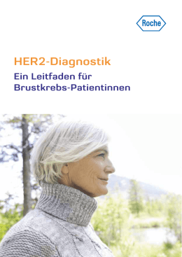 HER2-Diagnostik - Brustkrebszentrale