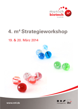 4. m4 Strategieworkshop