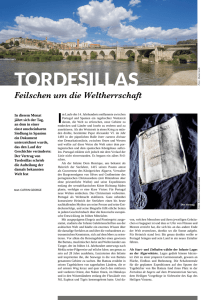 TORDESILLAS - WordPress.com