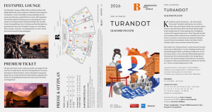 TURANDOT - Hotel Germania