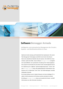 Software Bensegger Armada