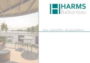 PDF-Download - Balkonbau Harms