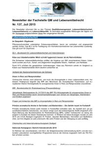 IQFS-Newsletter Nr