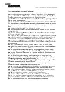 Dimitri Schostakowitsch Das neue Babylon