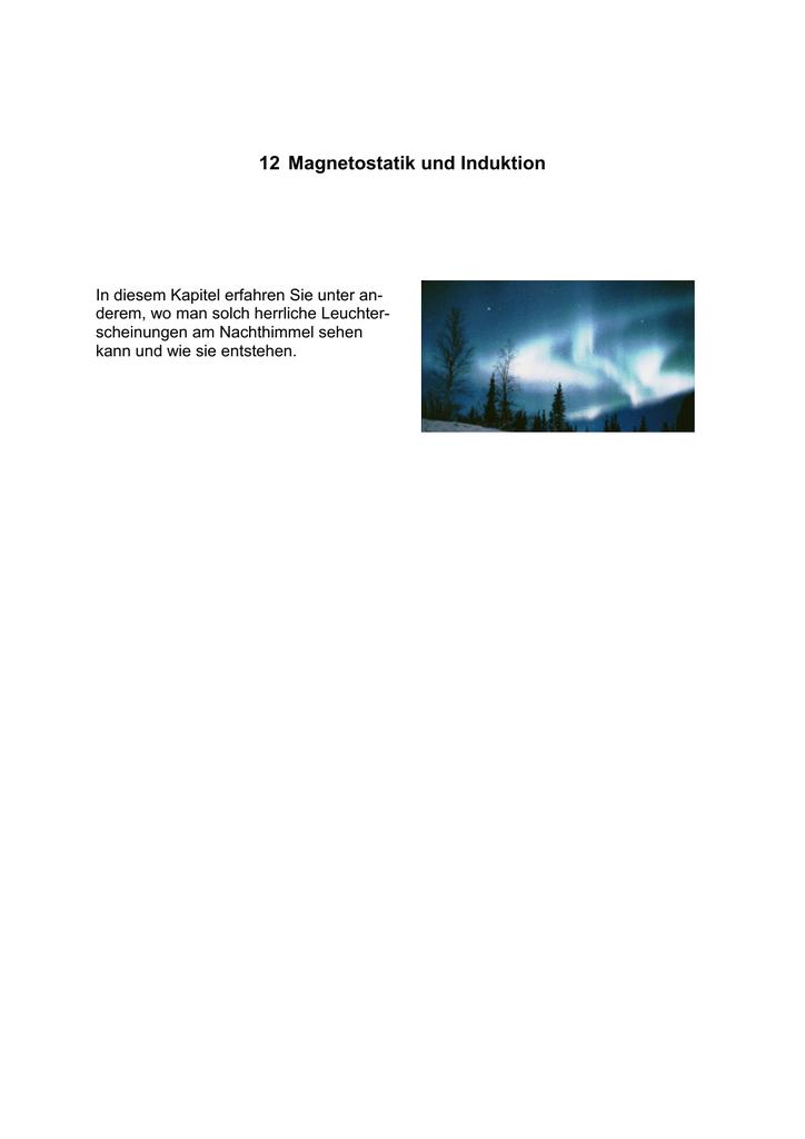 Arbeitsblatt zu den Schwingungen
