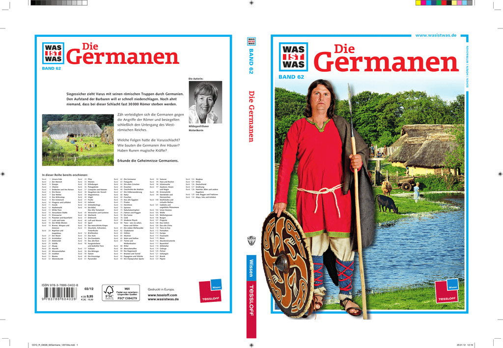 ein germane wird römer