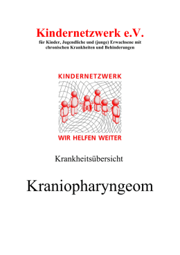Kraniopharyngeom