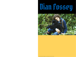 Dian Fossey 6 - Connected Kids