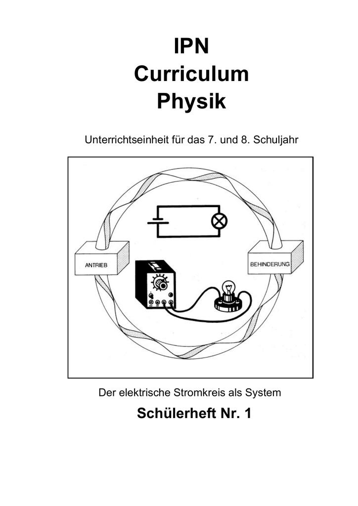 IPN Curriculum Physik