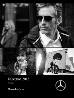 Mercedes-Benz Collection Preise 2016_D