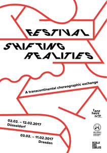 A transcontinental choreographic exchange 02.02. – 12.02.2017