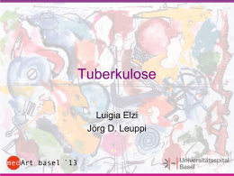 Tuberkulose - Congrex Switzerland