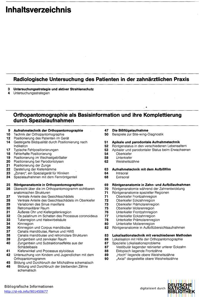 Ungewöhnlich Intraorale Röntgenanatomie Galerie - Anatomie Ideen ...
