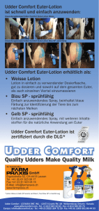 Flyer Udder Comfort DIN Long Rear DE New