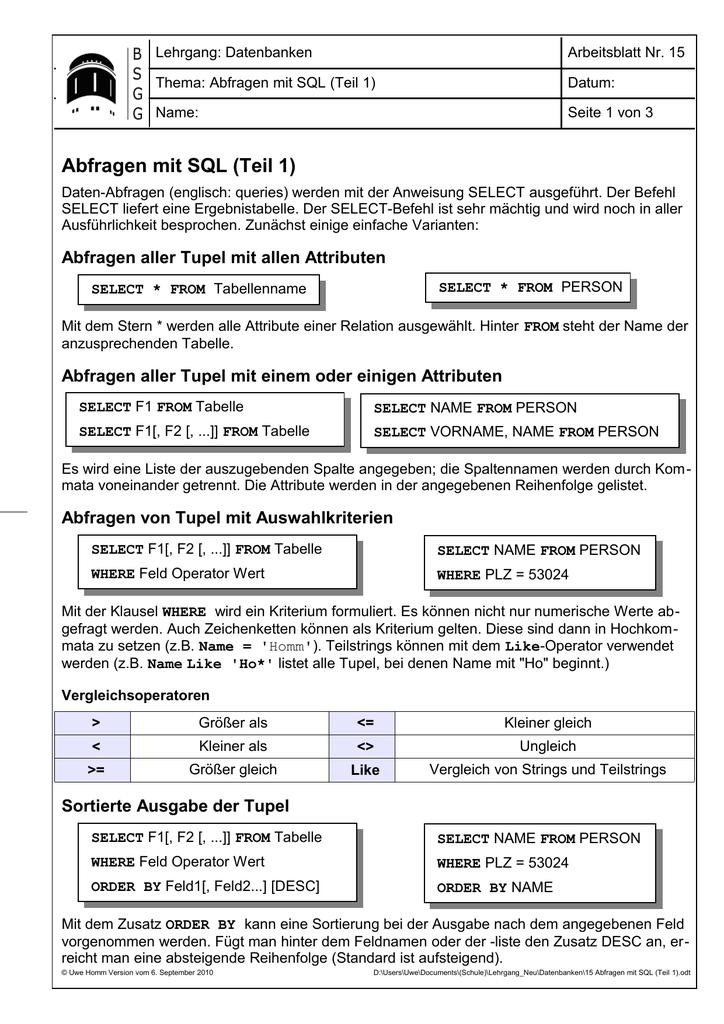 Nice Chemfiesta Arten Von Reaktionen Arbeitsblatt Ornament ...