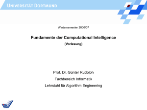 lec05.pps - Lehrstuhl 11 Algorithm Engineering