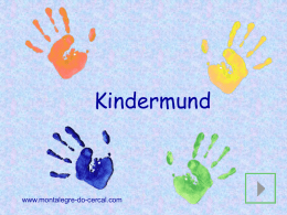 Kindermund - Montalegre-do