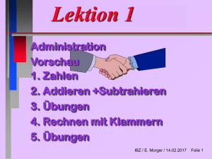 Teil 1 Mathe (Click for download)