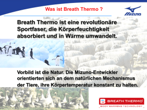 Breath Thermo neutralisiert