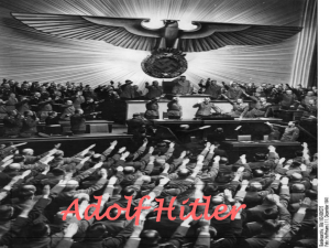Adolf Hitler - Germanistischelinguistik4