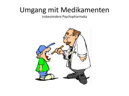 medikamente psychische erkrankungen