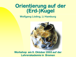 Workshop Bremen