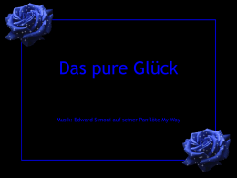 Das pure Glueck - Borderline