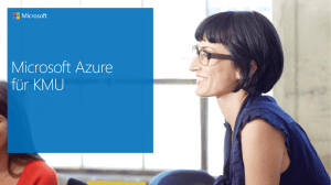Windows Azure Backup Overview