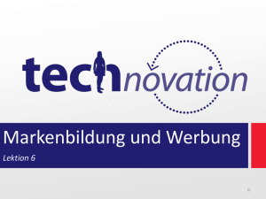 6.1 - Technovation