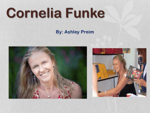 Cornelia Funke - Ashley Ann Preim