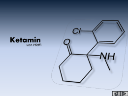 Ketamin - WordPress.com