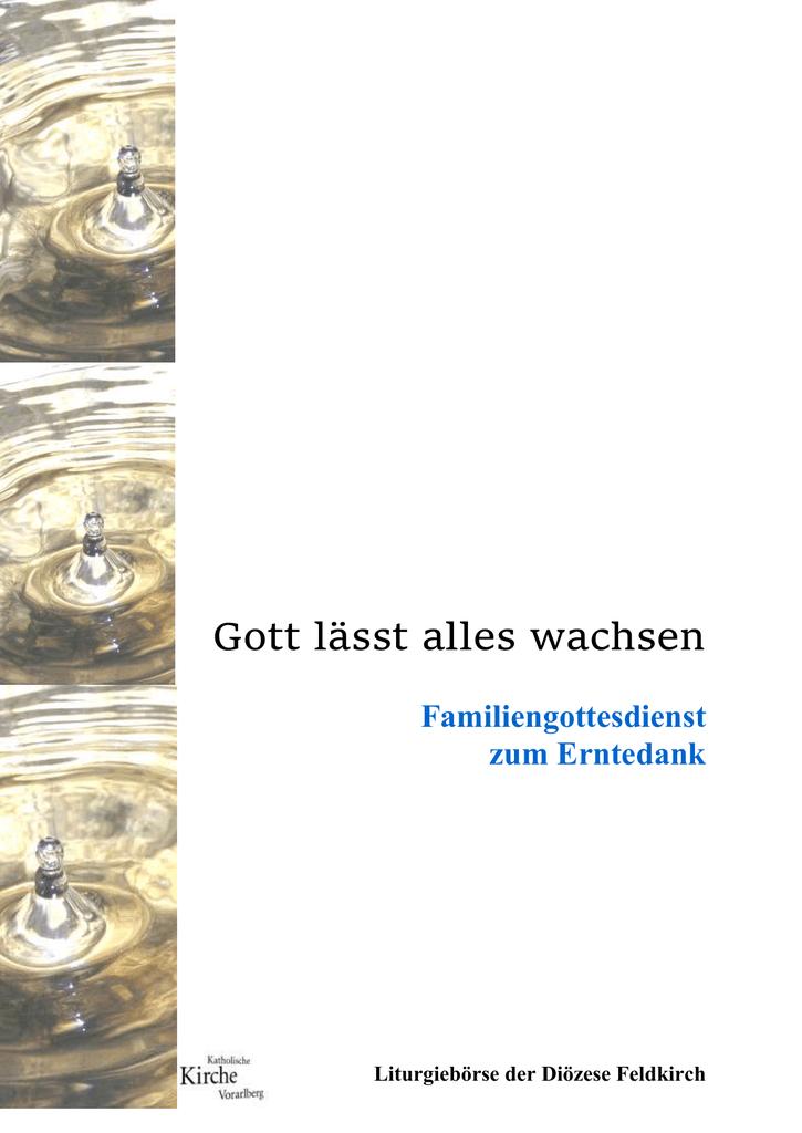 Titel Katholische Kirche Vorarlberg
