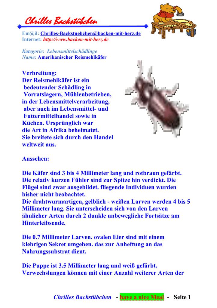 Doc Chrilles Backstubchen